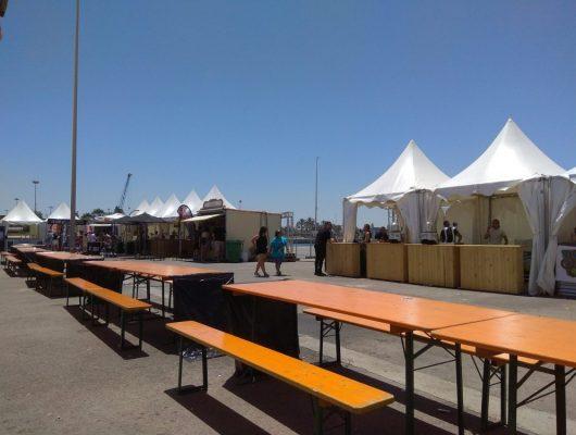 hoppymetal mareena craft beer fest
